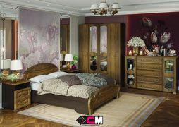 Спальня Медина дуб санремо - венге