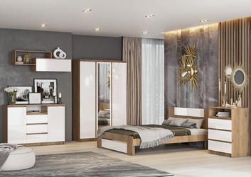Спальный гарнитур Ламия композиция-1