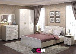 Спальный гарнитур Виктория комплект-1