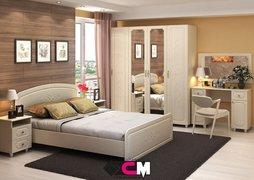 Спальный гарнитур Виктория комплект-2
