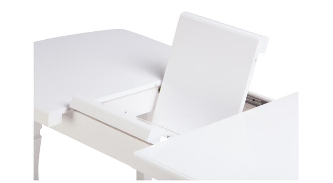 Стол Раздвижной белая эмаль