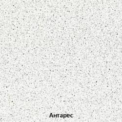 Кухня угловая Гранд МДФ белый - пепел комплект 2,4х3,1м