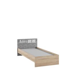 Кровать 0,9 Колибри Лофт