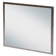 Зеркало прямоугольное Бася ЗР 551 шимо темный